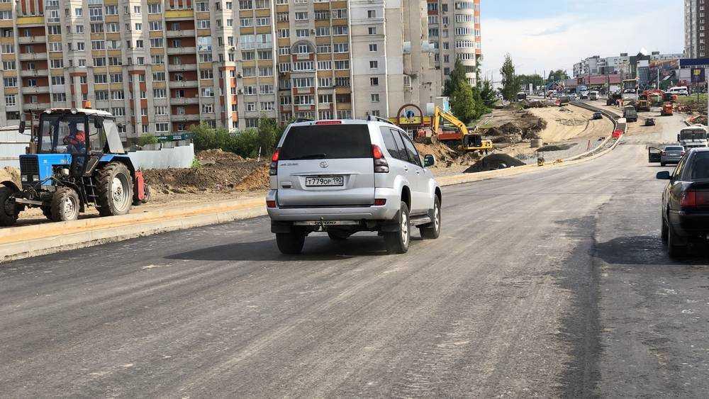 В Брянске от центра до Бежицы построят 6-полосный проспект длиной 8 километров