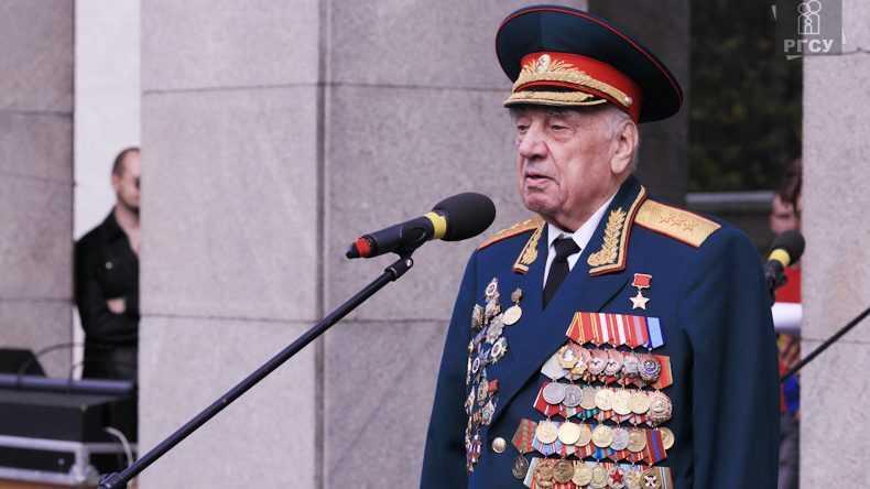 Ушел из жизни уроженец Брянской области генерал-полковник КГБ Иван Вертелко