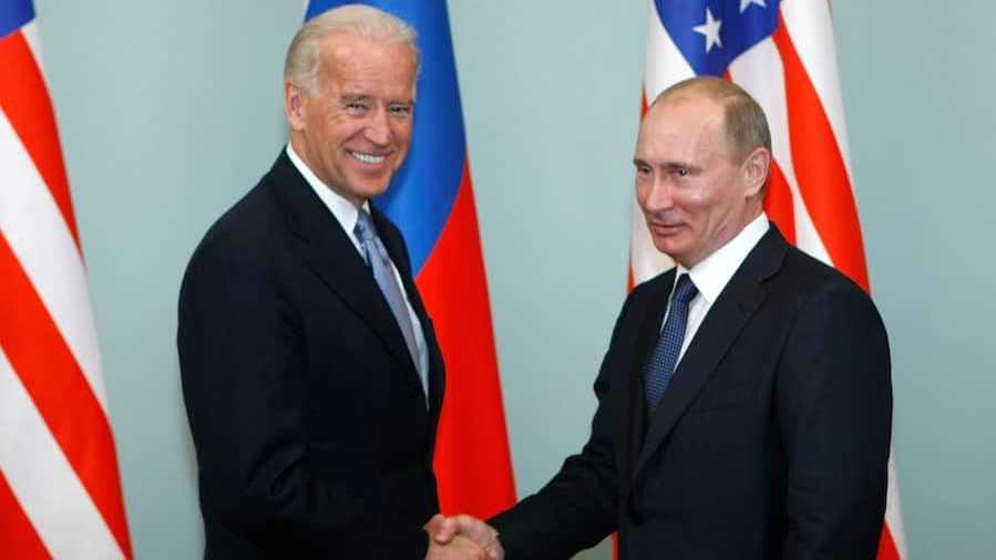 Владимир Путин и Джо Байден 16 июня обсудят отношения России и США