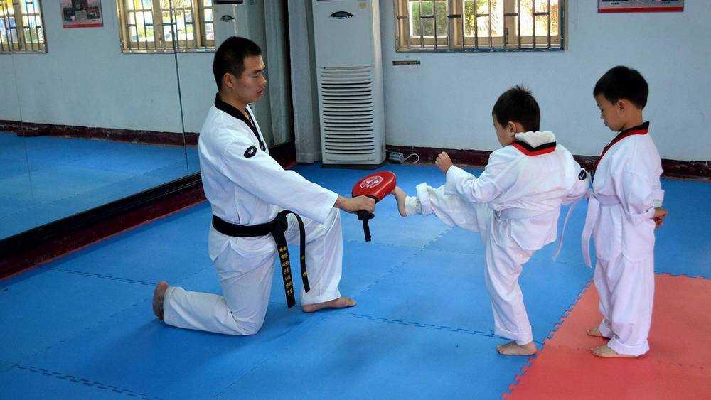 В Брянске для детей откроются две новые спортивные секции