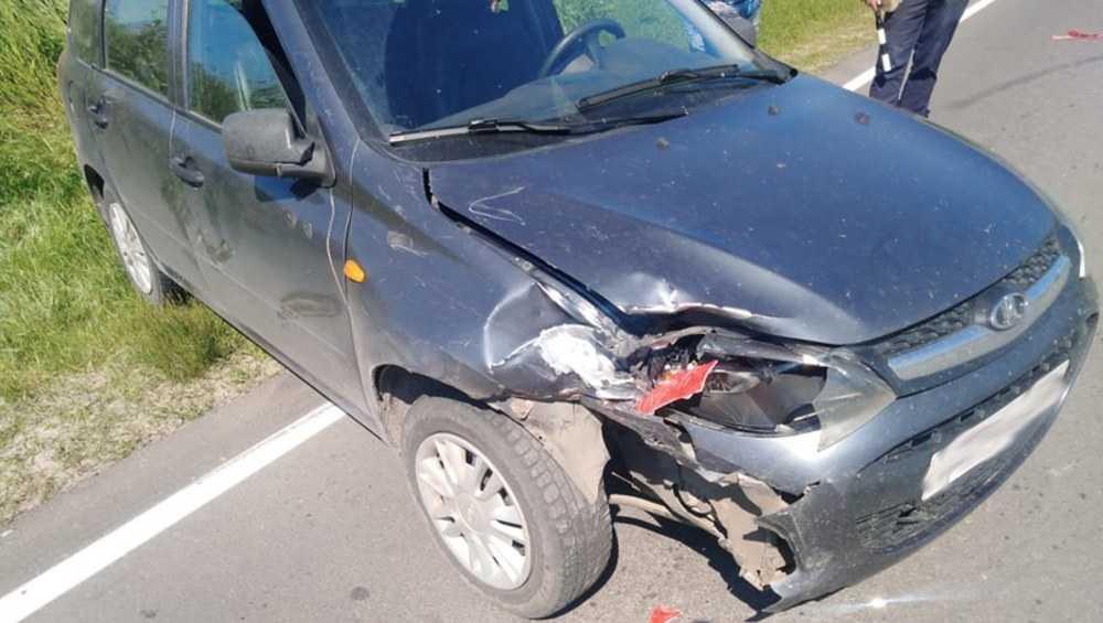 В Брянской области после ДТП скончался 81-летний водитель мопеда