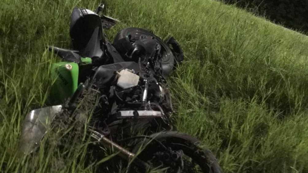 Под Почепом столкнулись два мотоцикла – пострадала 24-летняя девушка