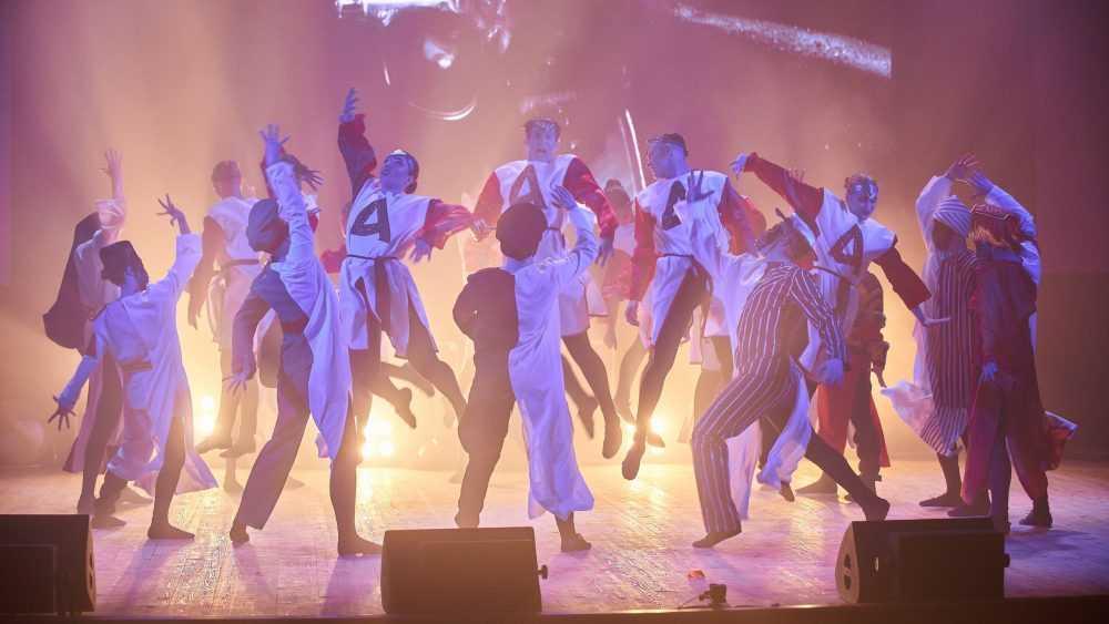 Брянцам показали концептуальное шоу «Цитатель»