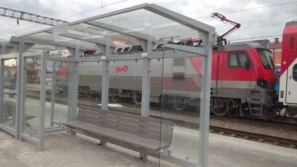Обновленная платформа заработала на вокзале Брянск-Орловский с 9 июня
