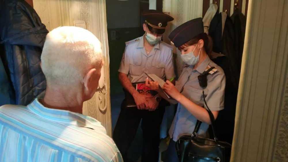 Сотрудники УИИ проверили брянских осужденных в рамках операции «Повторник»