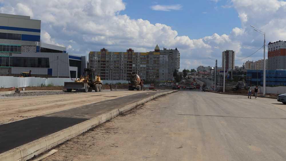 В Брянске 21 июня после расширения дороги откроют движение по Объездной