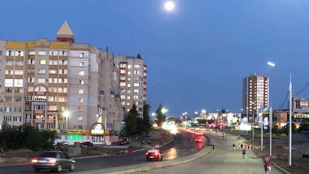 В Брянске водителей обрадовало открытие движения по Объездной улице