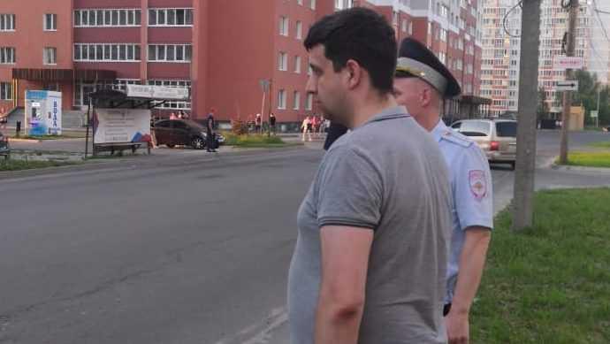 Олеся Сивакова рассказала о пьяном погроме в Брянске с участием полицейского