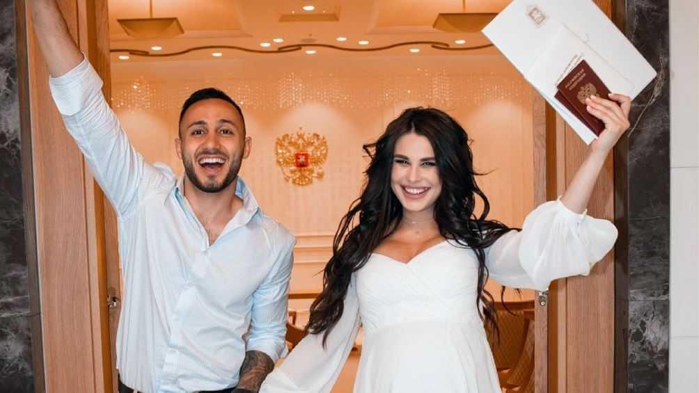 Муж брянской участницы «Дома-2» после свадьбы улетел в Дубай в одиночестве