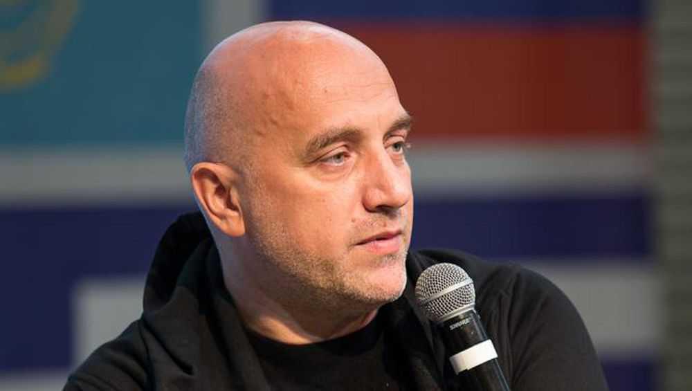 В Брянск на День молодежи приедет известный писатель Захар Прилепин