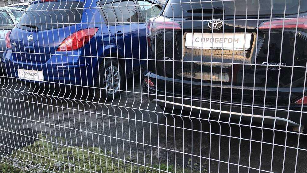 В Брянске автосалоны резко увеличили продажи подержанных автомобилей