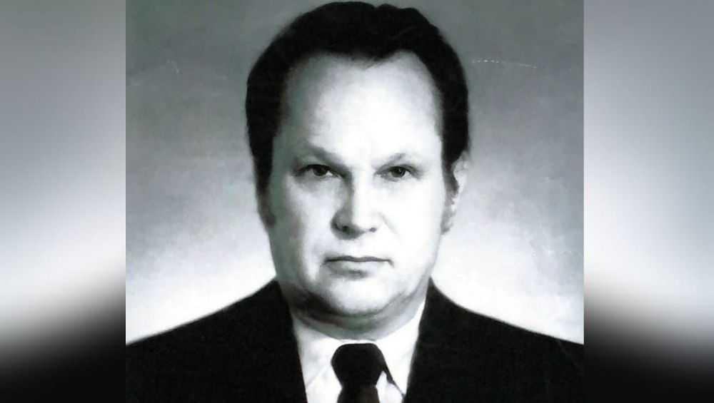 В Брянске скончался бывший глава областного совета Владимир Сидоренко