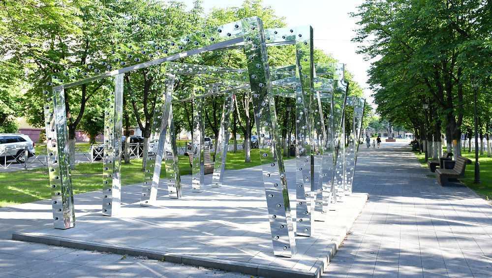 В Брянской области к 1 августа благоустроят 20 общественных территорий