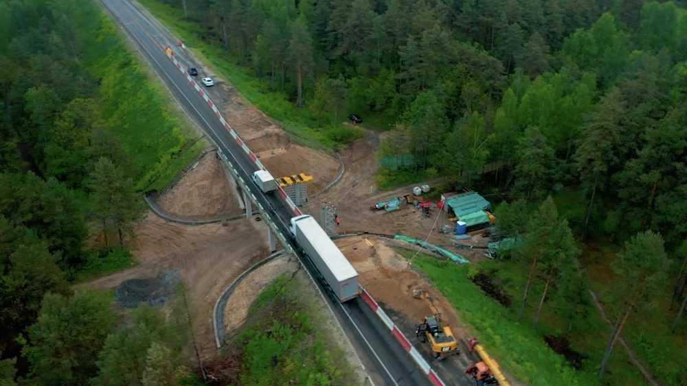 На трассе в Брянской области отремонтируют мост и путепровод