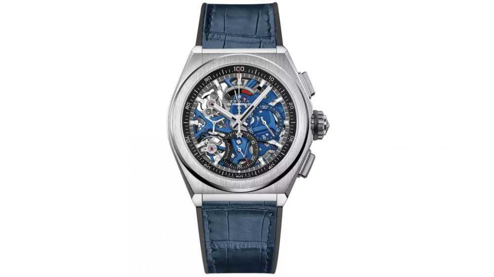 Обзор моделей наручных часов Zenith