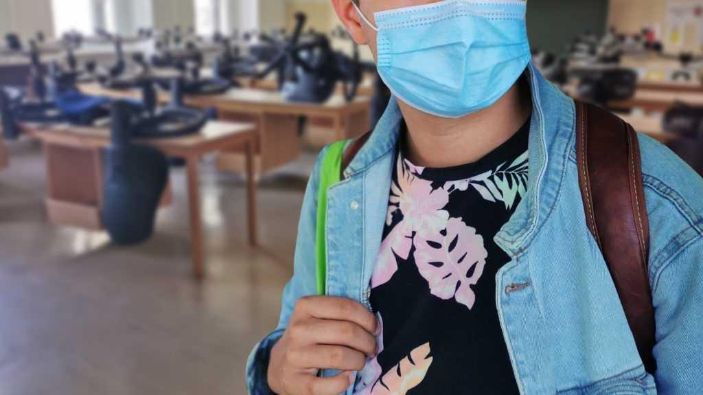 Студентов в рязанский вуз будут пускать только после вакцинации