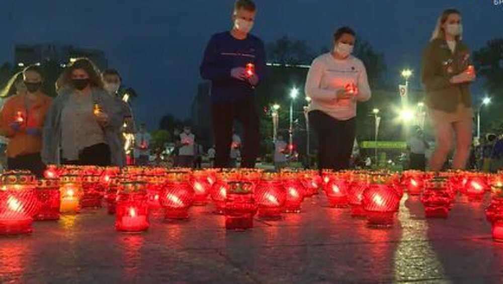 В Брянске в День памяти и скорби пройдет акция «Свеча памяти»