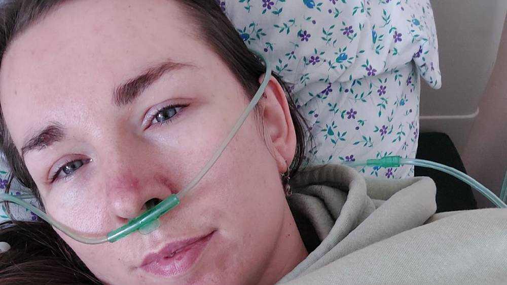 В Брянске для заболевшей коронавирусом журналистки страшный сон стал явью