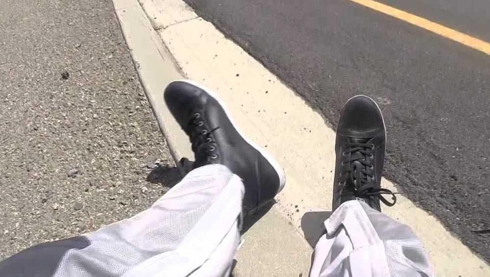 В Жирятинском районе с мотоцикла свалился пассажир