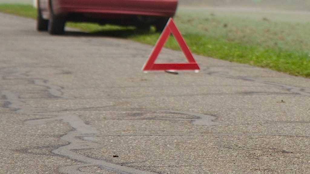 В Навле водитель автомобиля Ford сбил 30-летнюю женщину и скрылся