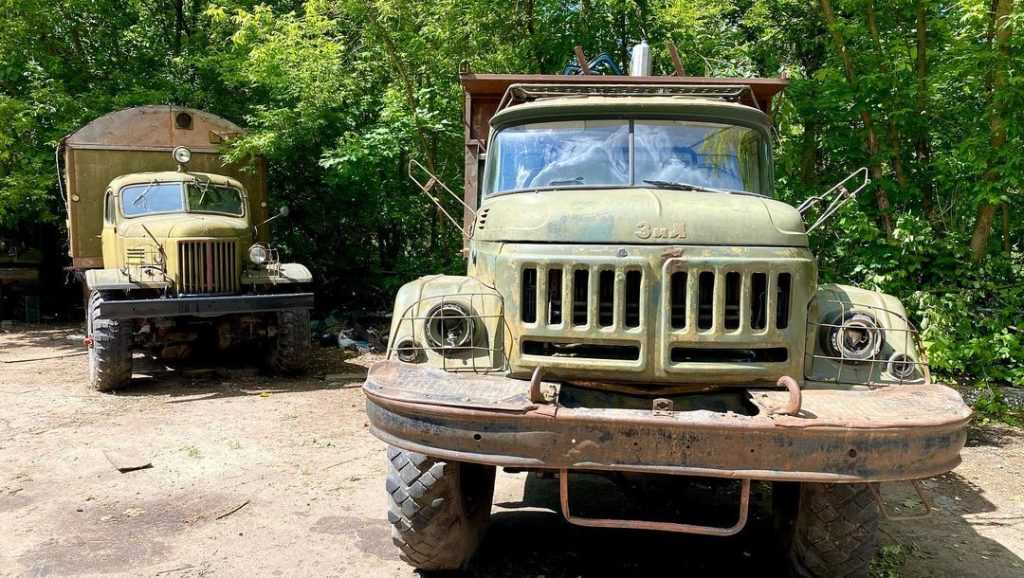 Блогер обнаружил интересную находку в брянском лесу