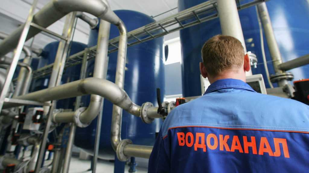 В горводоканале Брянска отсутствие воды объяснили подключением оборудования