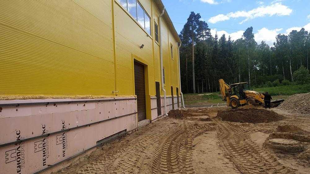 В брянском поселке Локоть подготовили к запуску новые очистные сооружения