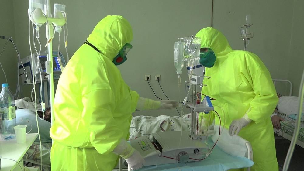 В Брянской области 17 октября побит абсолютный рекорд по заболеваемости COVID-19