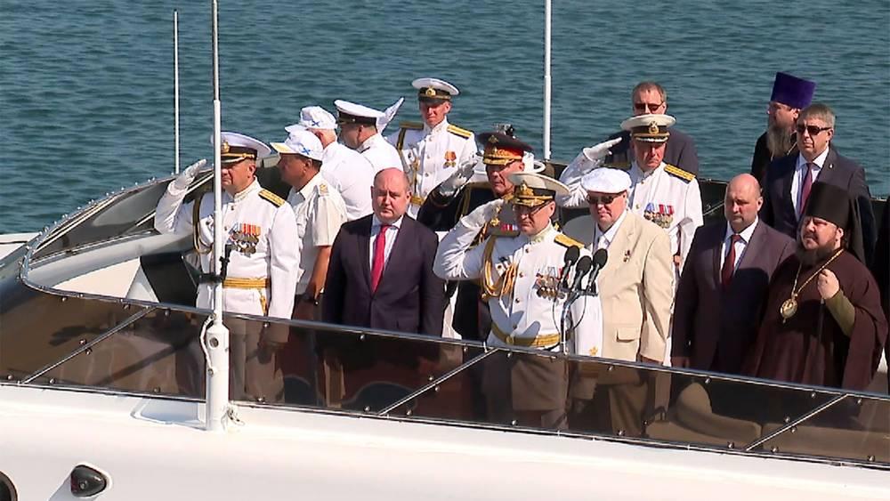 Брянский губернатор Александр Богомаз провел в Крыму ряд встреч