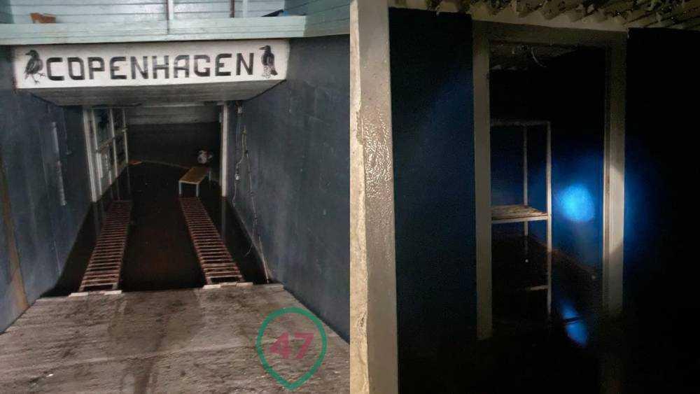 Найденную в Ленобласти подземную частную тюрьму начали закапывать