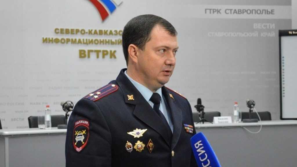 Россиян рассмешил ролик с рассказом задержанного за коррупцию начальника УГИБДД