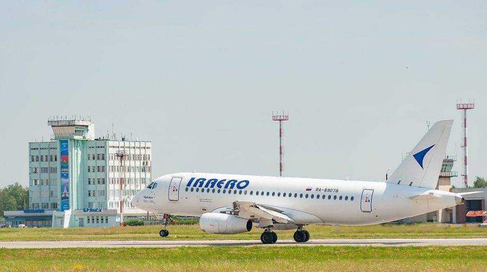 Брянский аэропорт установил рекорд по числу пассажиров