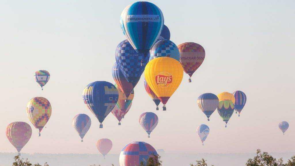 В Рязанской области пройдет фестиваль «Небо России»