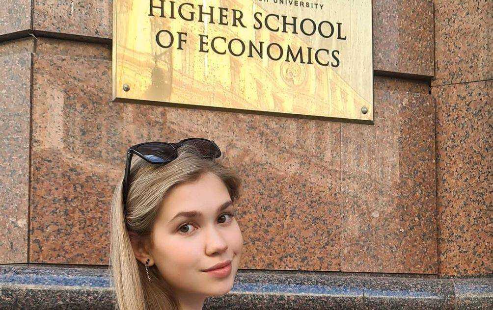 Брянская певица Анастасия Гладилина стала студенткой Высшей школы экономики