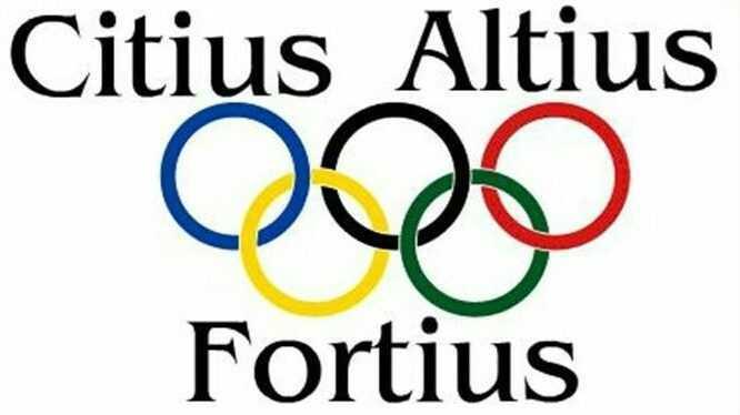 Олимпийский девиз впервые изменили