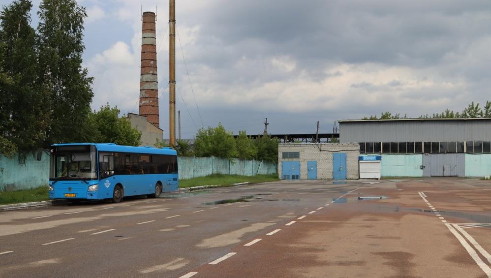 В Брянске закупят новые автобусы вместимостью более 90 человек