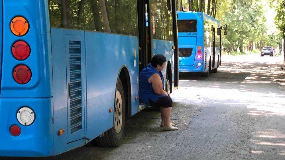 В Брянске сообщили о массовом увольнении возмущённых водителей автобусов