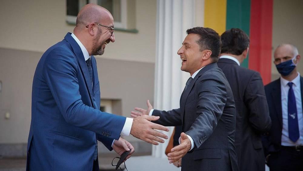 Байден пообещал принять Зеленского 30 августа