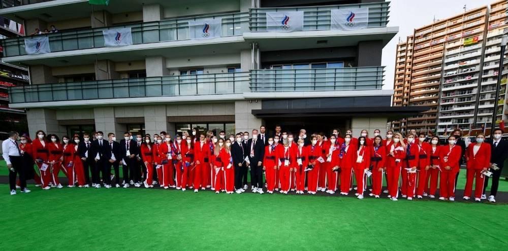 Спортсменка с брянскими корнями рассказала об открытии Олимпиады в Токио