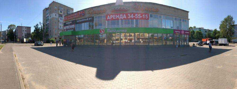В Бежицком районе Брянска убрали нелегальный рынок
