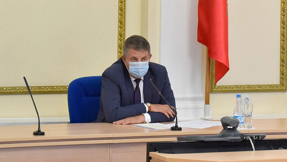 В Брянской области снизились темпы вакцинации от COVID-19