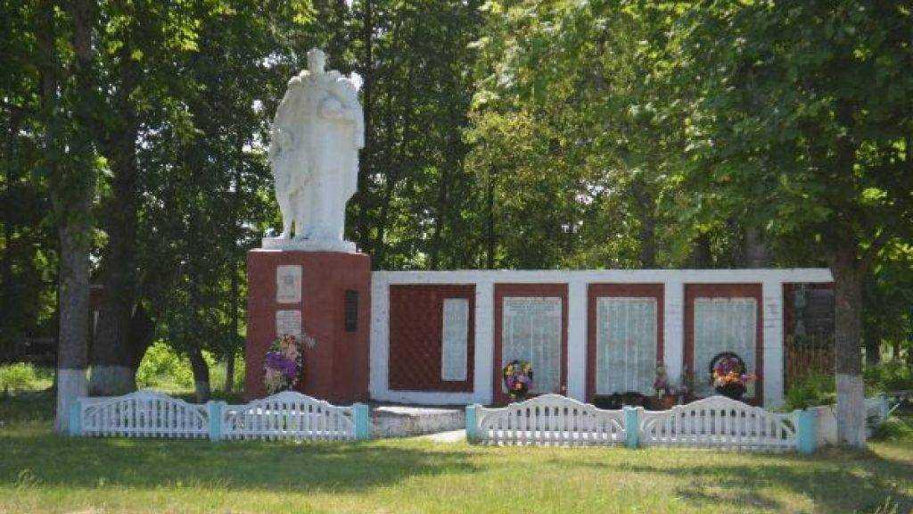В Климовском районе в рамках инициативного бюджетирования будет произведена реконструкция памятника