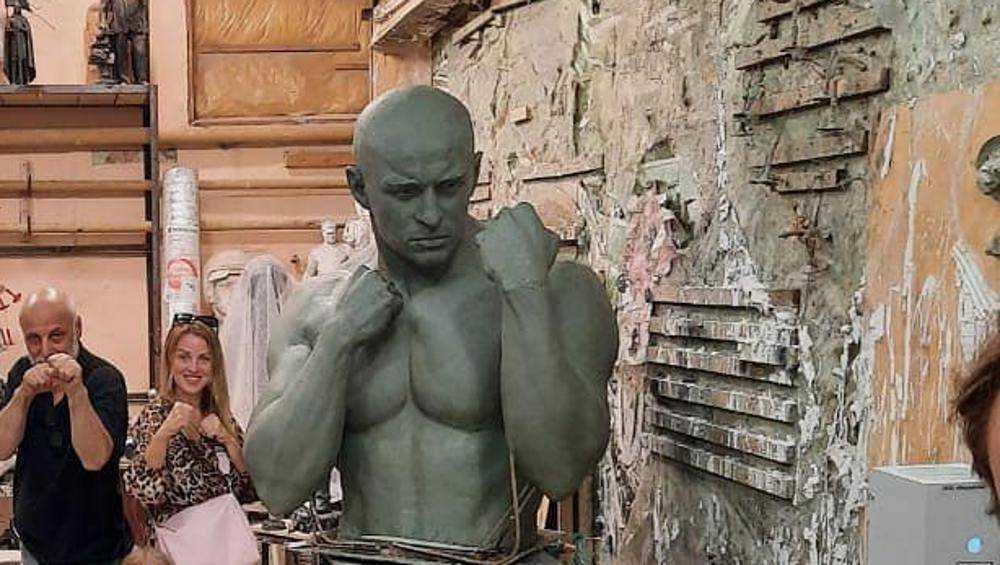 В Брянске установят памятник выдающемуся боксеру-воину Николаю Королеву