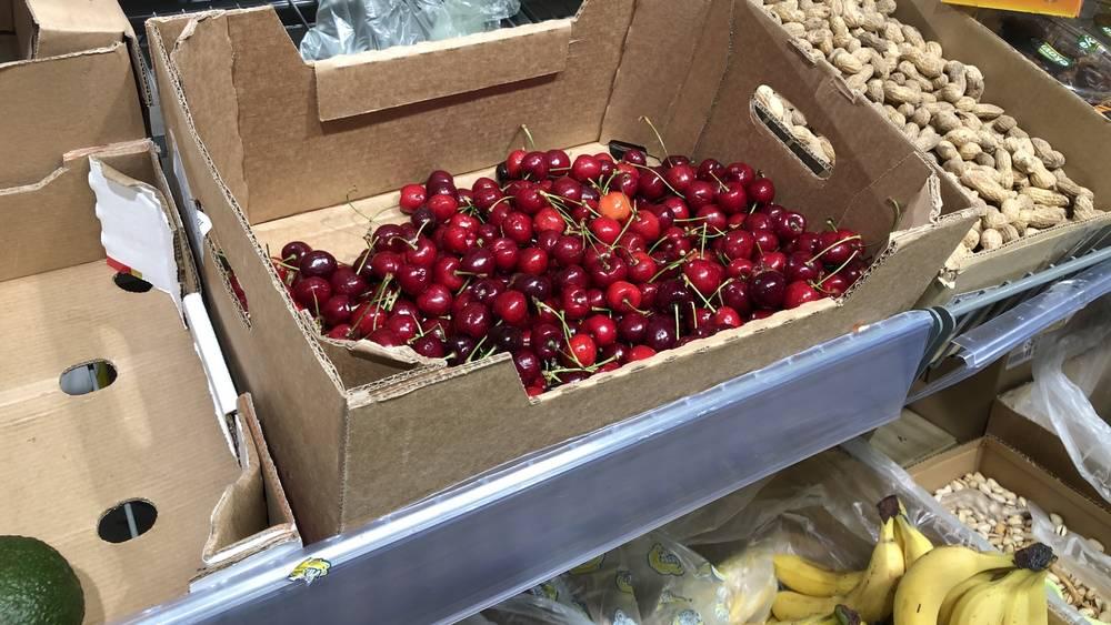 Брянский лес помог снизить цены на ягоды