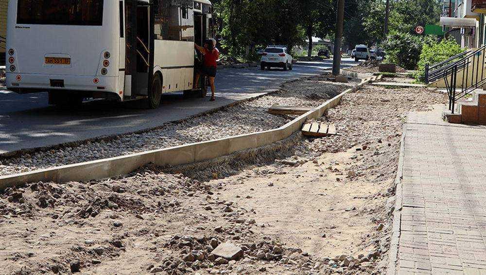 В Брянске в 2021 году построят ливневую канализацию на восьми улицах
