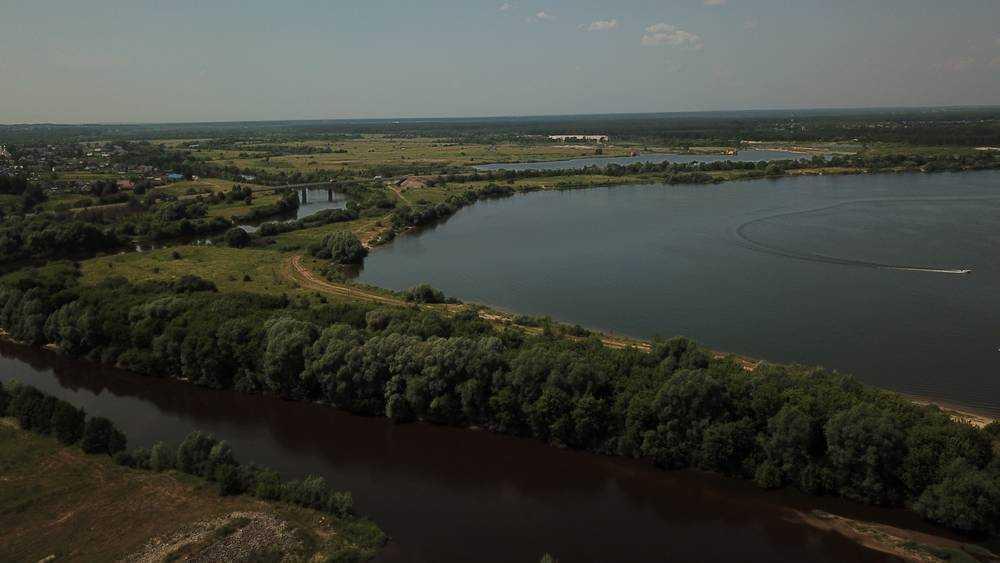 В Брянской области реку Десну вернут в исконное русло и очистят от ила