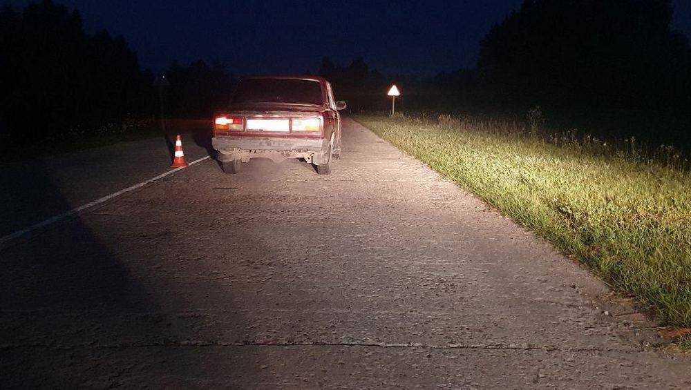 В Брянской области покалечился ехавший на капоте автомобиля 19-летний парень