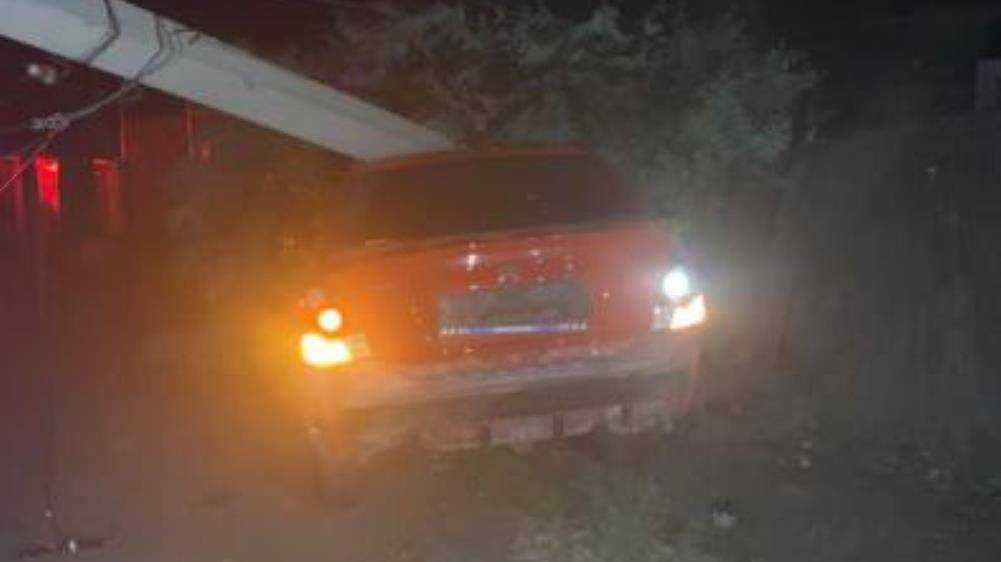 В Брянске пытавшийся скрыться от погони юноша на Hyundai попал в ДТП
