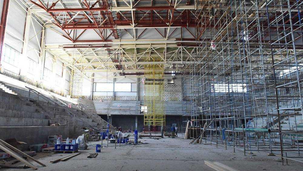 В Брянской области за пять лет построили 35 спортивных арен