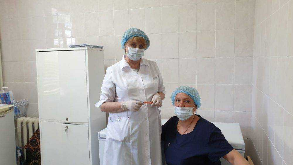 Житель Брянска рассказал, как проходит вакцинация от коронавируса